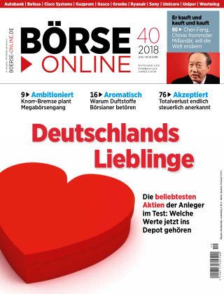 Börse Online 40 2018