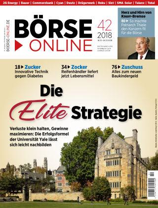 Börse Online 42 2018