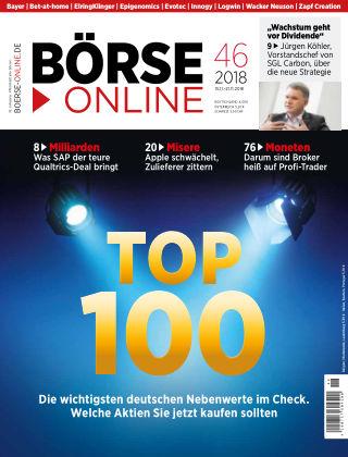 Börse Online 46 2018