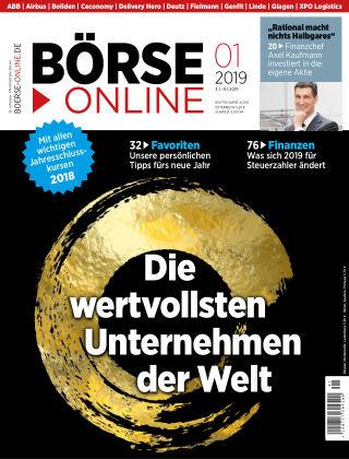 Börse Online 01 2019