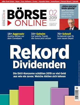 Börse Online 02 2019