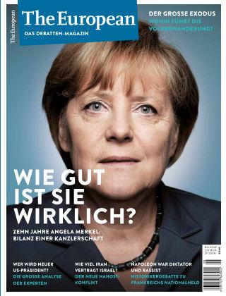 The European 05 15 - Merkel