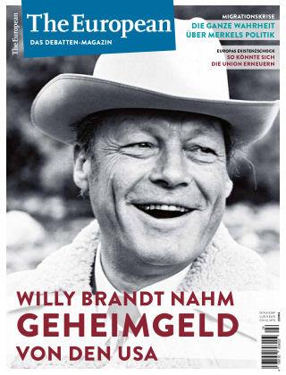 The European 02 16 - Willy Brandt