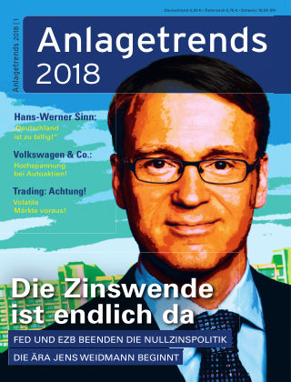 Anlagetrends 1/2018
