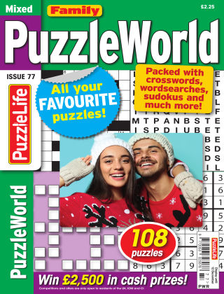 Puzzle World Issue 077