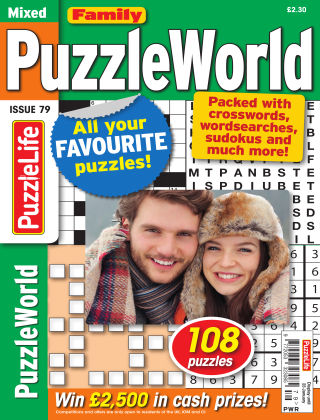 Puzzle World Issue 079
