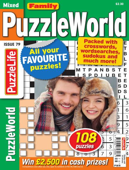Puzzle World January 02, 2020 00:00