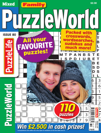 Puzzle World January 23, 2020 00:00
