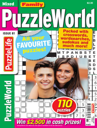 Puzzle World Issue 081