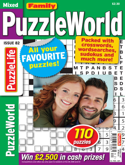 Puzzle World March 05, 2020 00:00