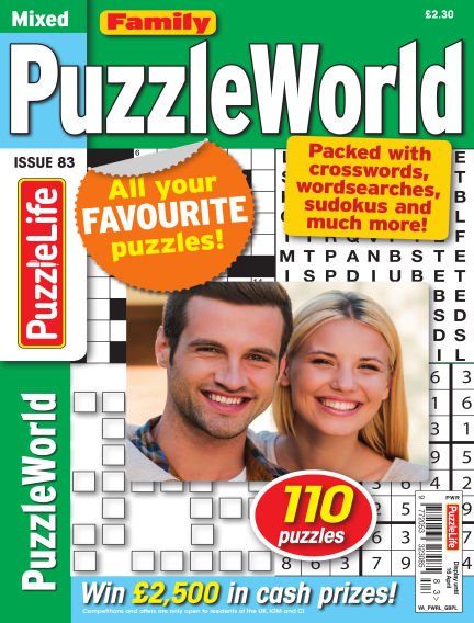 Puzzle World March 26, 2020 00:00