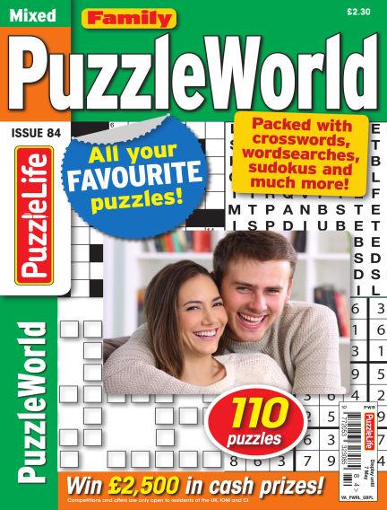 Puzzle World April 16, 2020 00:00