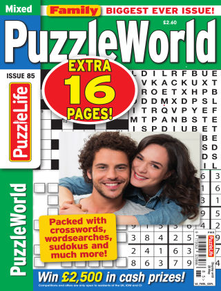 Puzzle World Issue 85