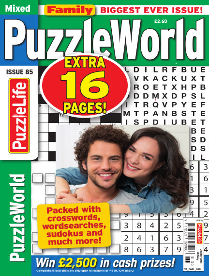 Puzzle World May 07, 2020 00:00