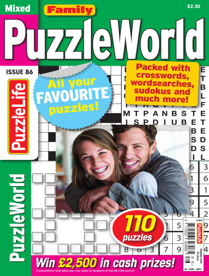 Puzzle World May 28, 2020 00:00