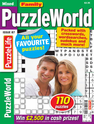 Puzzle World Issue 087