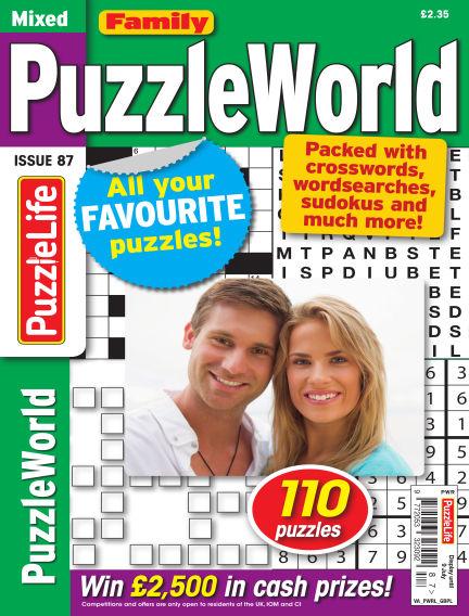 Puzzle World June 18, 2020 00:00