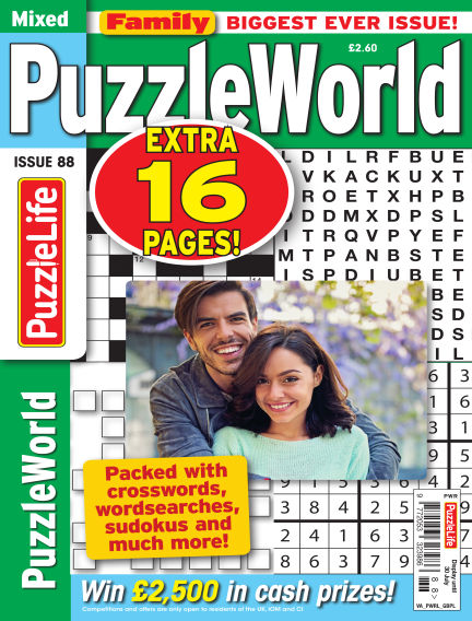 Puzzle World July 09, 2020 00:00