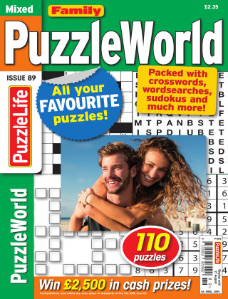 Puzzle World Issue 089