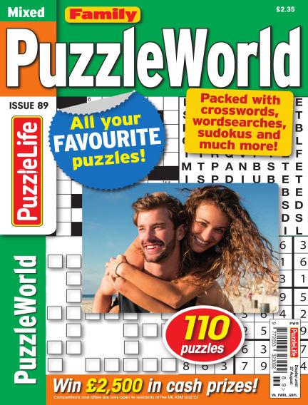 Puzzle World July 30, 2020 00:00