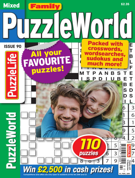 Puzzle World August 20, 2020 00:00