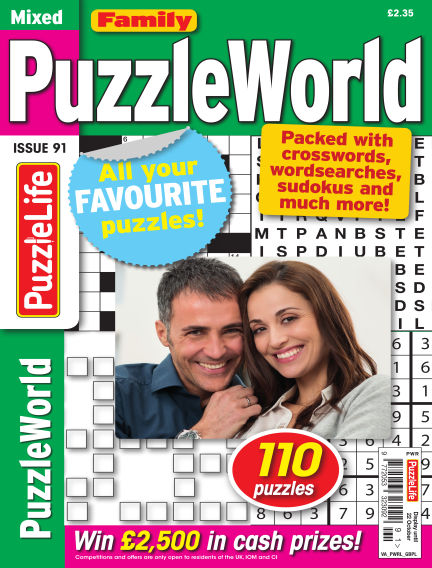 Puzzle World September 10, 2020 00:00