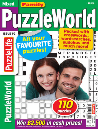Puzzle World Issue 092