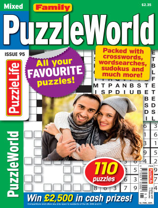 Puzzle World Issue 095