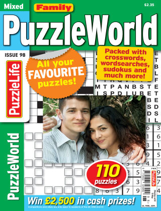 Puzzle World Issue 098