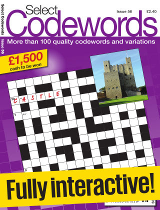 Select Codewords Issue 056