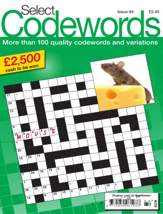 Select Codewords Issue 064