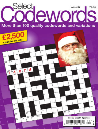 Select Codewords Issue 067