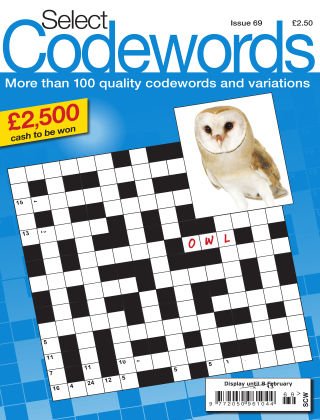Select Codewords Issue 069