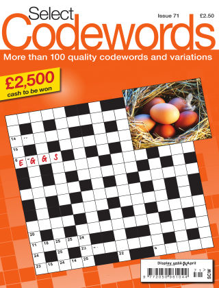 Select Codewords Issue 071