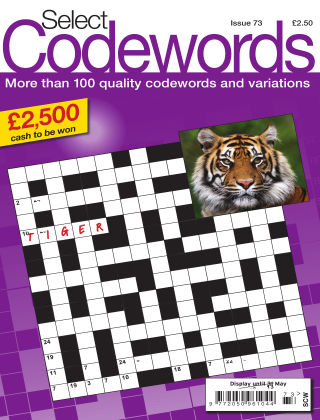 Select Codewords Issue 073