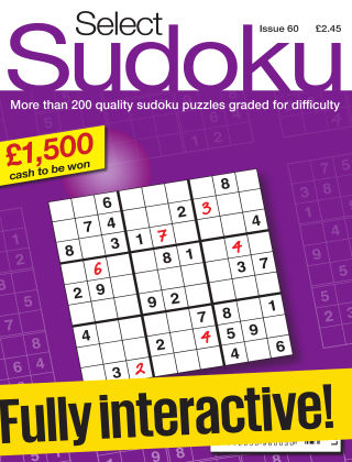 Select Sudoku Issue 060