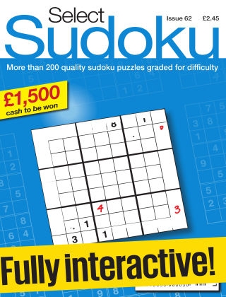 Select Sudoku Issue 062