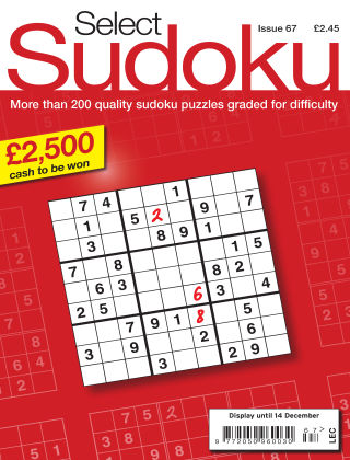 Select Sudoku Issue 067