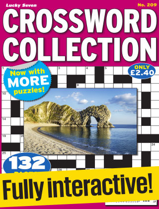 Lucky Seven Crossword Collection Issue 209