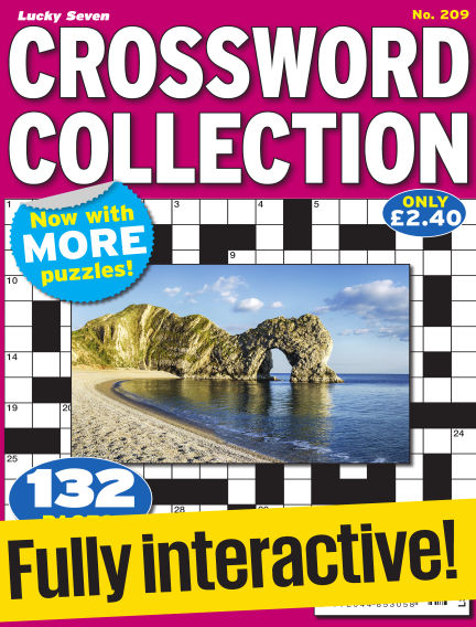Lucky Seven Crossword Collection April 20, 2017 00:00