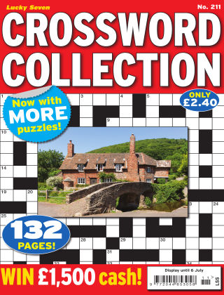 Lucky Seven Crossword Collection Issue 211