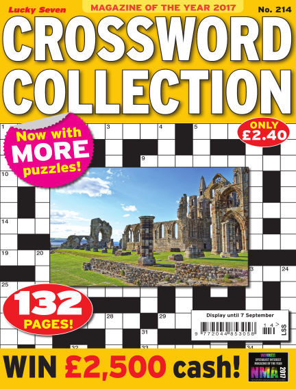 Lucky Seven Crossword Collection August 17, 2017 00:00