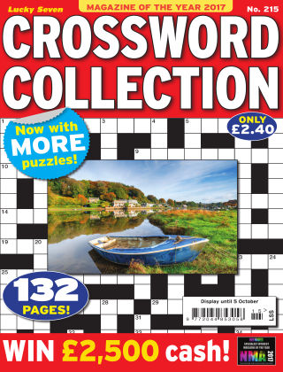 Lucky Seven Crossword Collection Issue 215