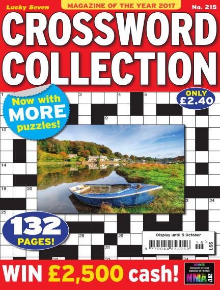 Lucky Seven Crossword Collection September 07, 2017 00:00