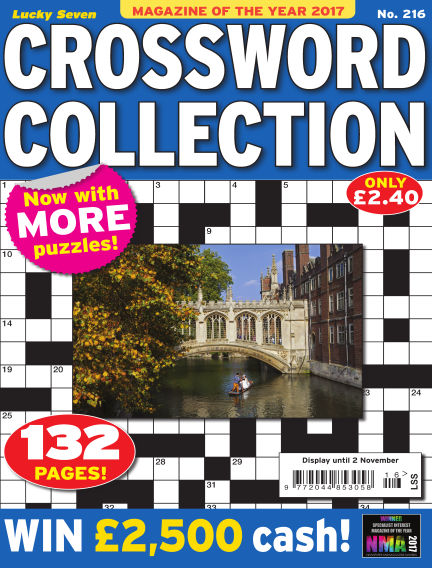 Lucky Seven Crossword Collection October 05, 2017 00:00