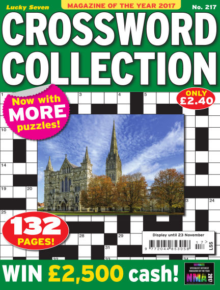 Lucky Seven Crossword Collection November 02, 2017 00:00