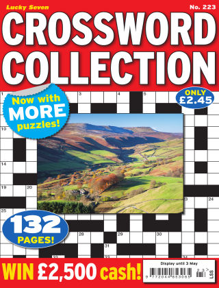 Lucky Seven Crossword Collection Issue 223