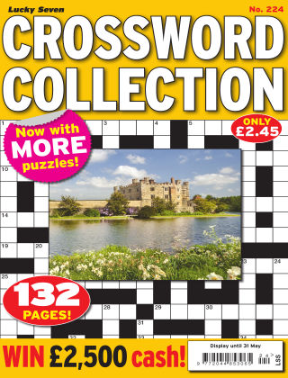Lucky Seven Crossword Collection Issue 224