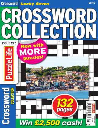 Lucky Seven Crossword Collection 226_June 2018