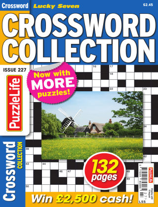 Lucky Seven Crossword Collection 227